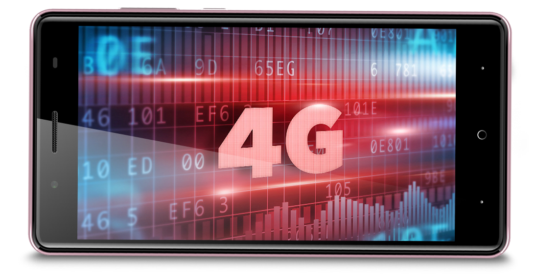 Unlimited speed to connect to your world with fastest 4G connectivity